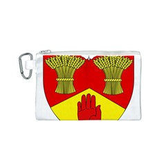 County Londonderry Coat of Arms  Canvas Cosmetic Bag (S)
