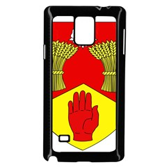 County Londonderry Coat of Arms  Samsung Galaxy Note 4 Case (Black)