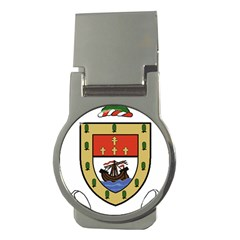 County Mayo Coat of Arms Money Clips (Round)