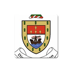County Mayo Coat of Arms Square Magnet