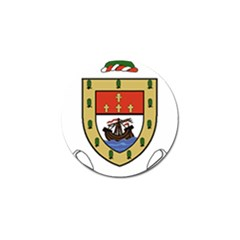 County Mayo Coat of Arms Golf Ball Marker
