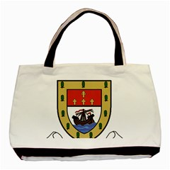 County Mayo Coat of Arms Basic Tote Bag (Two Sides)