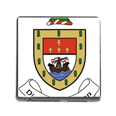 County Mayo Coat of Arms Memory Card Reader (Square)