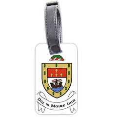 County Mayo Coat of Arms Luggage Tags (Two Sides)