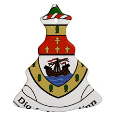 County Mayo Coat of Arms Christmas Tree Ornament (Two Sides)