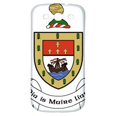 County Mayo Coat of Arms Samsung Galaxy S3 S III Classic Hardshell Back Case