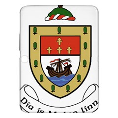 County Mayo Coat Of Arms Samsung Galaxy Tab 3 (10 1 ) P5200 Hardshell Case