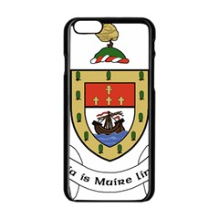 County Mayo Coat of Arms Apple iPhone 6/6S Black Enamel Case