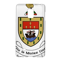 County Mayo Coat of Arms Galaxy Note Edge