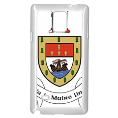 County Mayo Coat of Arms Samsung Galaxy Note 4 Case (White)