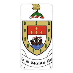 County Mayo Coat of Arms Apple Seamless iPhone 6 Plus/6S Plus Case (Transparent)
