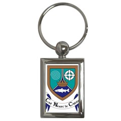 County Meath Coat of Arms Key Chains (Rectangle)
