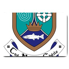 County Meath Coat of Arms Large Doormat