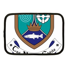County Meath Coat of Arms Netbook Case (Medium)