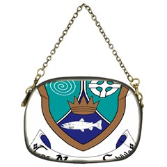 County Meath Coat Of Arms Chain Purses (one Side)