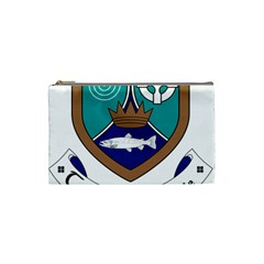 County Meath Coat of Arms Cosmetic Bag (Small)