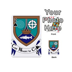 County Meath Coat of Arms Playing Cards 54 (Mini)