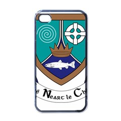 County Meath Coat of Arms Apple iPhone 4 Case (Black)