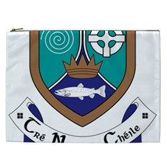 County Meath Coat of Arms Cosmetic Bag (XXL)