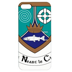 County Meath Coat of Arms Apple iPhone 5 Hardshell Case with Stand