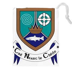 County Meath Coat of Arms Drawstring Pouches (XXL)