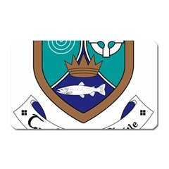 County Meath Coat of Arms Magnet (Rectangular)