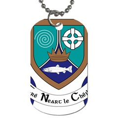 County Meath Coat of Arms Dog Tag (Two Sides)