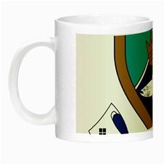 County Meath Coat of Arms Night Luminous Mugs