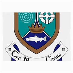 County Meath Coat of Arms Large Glasses Cloth (2-Side)