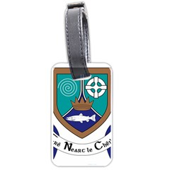 County Meath Coat of Arms Luggage Tags (Two Sides)