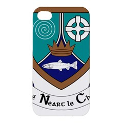 County Meath Coat of Arms Apple iPhone 4/4S Premium Hardshell Case