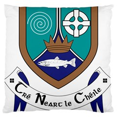 County Meath Coat of Arms Large Cushion Case (One Side)