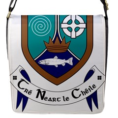 County Meath Coat of Arms Flap Messenger Bag (S)