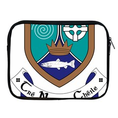 County Meath Coat of Arms Apple iPad 2/3/4 Zipper Cases