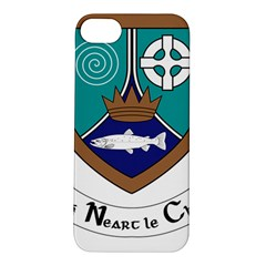 County Meath Coat of Arms Apple iPhone 5S/ SE Hardshell Case