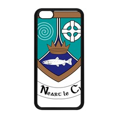 County Meath Coat of Arms Apple iPhone 5C Seamless Case (Black)