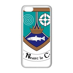 County Meath Coat of Arms Apple iPhone 5C Seamless Case (White)
