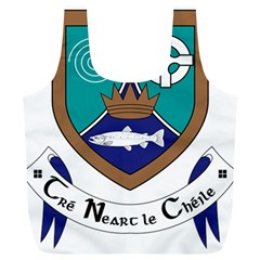 County Meath Coat of Arms Full Print Recycle Bags (L)