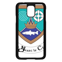 County Meath Coat of Arms Samsung Galaxy S5 Case (Black)