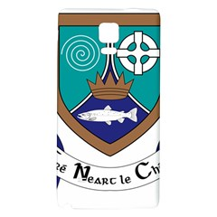 County Meath Coat of Arms Galaxy Note 4 Back Case