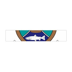 County Meath Coat of Arms Flano Scarf (Mini)