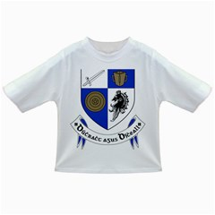 County Monaghan Coat of Arms  Infant/Toddler T-Shirts