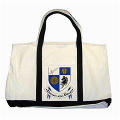 County Monaghan Coat of Arms  Two Tone Tote Bag