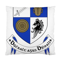 County Monaghan Coat of Arms  Standard Cushion Case (One Side)