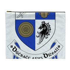 County Monaghan Coat of Arms  Cosmetic Bag (XL)