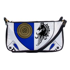 County Monaghan Coat of Arms  Shoulder Clutch Bags