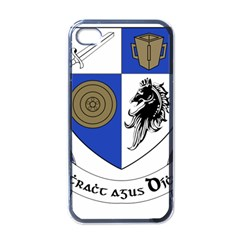 County Monaghan Coat of Arms  Apple iPhone 4 Case (Black)