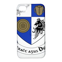 County Monaghan Coat of Arms  Apple iPhone 4/4S Hardshell Case with Stand