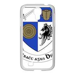 County Monaghan Coat of Arms  Samsung GALAXY S4 I9500/ I9505 Case (White)