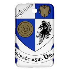 County Monaghan Coat of Arms  Samsung Galaxy Tab 3 (7 ) P3200 Hardshell Case